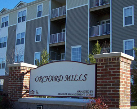 Orchard Mills Apartments